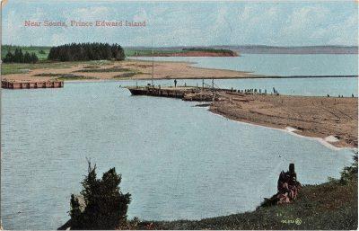 , Near Souris, Prince Edward Island. (0553), PEI Postcards