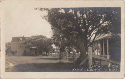 , Shaw's Hotel, Brackley Beach, PE Island (0540), PEI Postcards