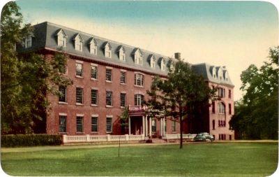 , St. Dunstan's University, Charlottetown, Prince Edward Island (0310), PEI Postcards