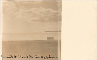 , Entrance to Charlottetown Harbour (0318), PEI Postcards