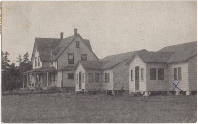 , Kiloran Lodge, Stanhope, P.E.I. (0486), PEI Postcards