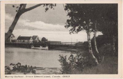 , Murray Harbour, Prince Edward Island, Canada (0483), PEI Postcards