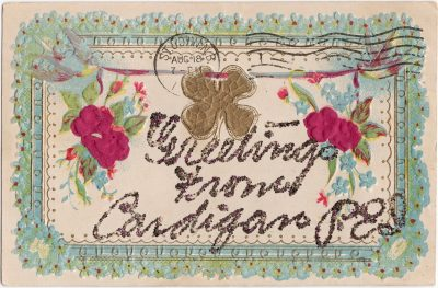 , Greetings from Cardigan, P.E.I. (0660), PEI Postcards