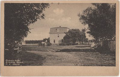 , Shaw's Hotel Brackley Beach P.E. Island (0680), PEI Postcards