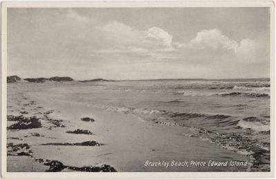 , Brackley Beach, Prince Edward Island (0689), PEI Postcards