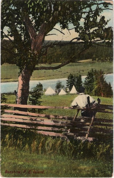 , Bonshaw, P.E. Island (0699), PEI Postcards