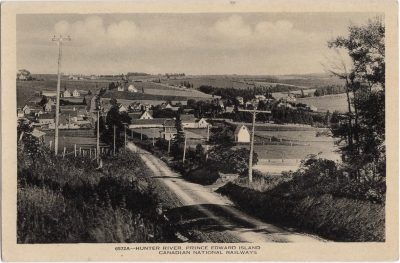 , Hunter River, Prince Edward Island (0747), PEI Postcards
