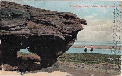, Hampton Beach, Prince Edward Island (0741), PEI Postcards