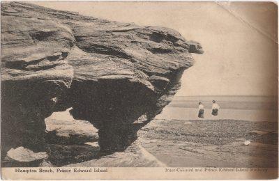 , Hampton Beach, Prince Edward Island (0743), PEI Postcards