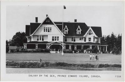 , Dalvay by the Sea, Prince Edward Island, Canada. (0768), PEI Postcards