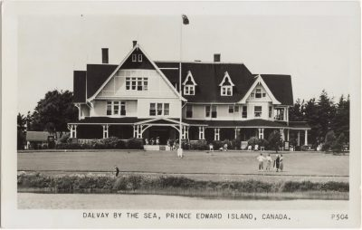 , Dalvay by the Sea, Prince Edward Island, Canada. (0770), PEI Postcards