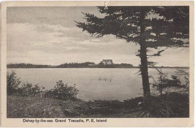 , Dalvay-by-the-sea Grand Tracadie, P.E. Island. (0842), PEI Postcards