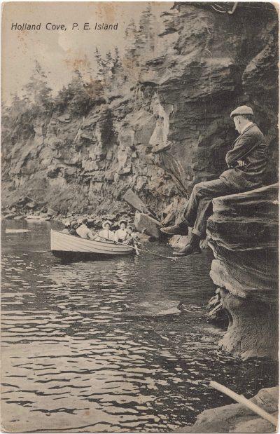 , Holland Cove, P.E. Island (0841), PEI Postcards