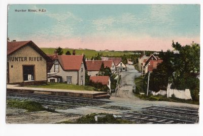 , Hunter River, P.E.I. (0859), PEI Postcards