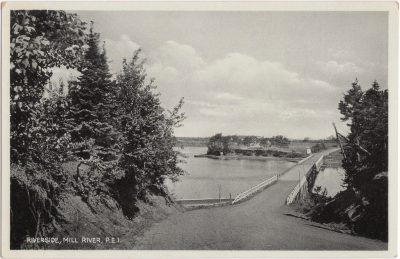 , Riverside, Mill River, P.E.I. (0869), PEI Postcards