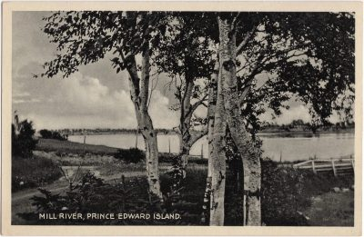, Mill River, Prince Edward Island. (0868), PEI Postcards