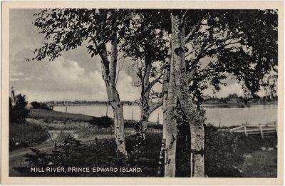 , Mill River, Prince Edward Island. (0868), PEI Postcards