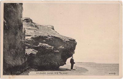 , Kildare Capes, P.E. Island. (0878), PEI Postcards