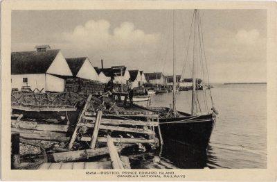 , Rustico, Prince Edward Island (0927), PEI Postcards