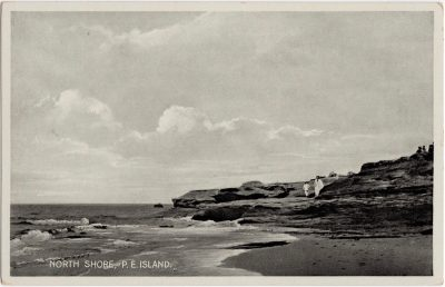 , North Shore, P.E. Island. (0915), PEI Postcards
