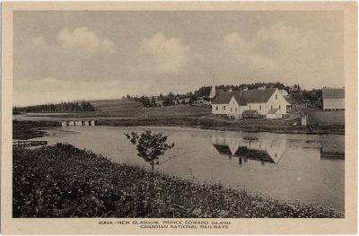 , New Glasgow, Prince Edward Island. (0909), PEI Postcards