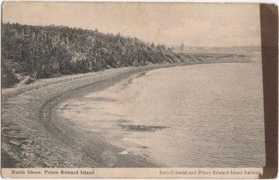 , North Shore, Prince Edward Island (0910), PEI Postcards