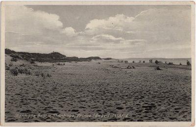 , Stanhope Beach, Stanhope, Prince Edward Island (0968), PEI Postcards