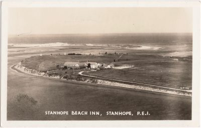 , Stanhope Beach Inn, Stanhope, PE.I. (0965), PEI Postcards
