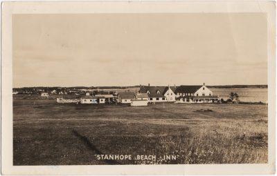 , Stanhope Beach Inn (0961), PEI Postcards