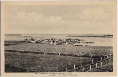 , Rustico, Prince Edward Island (0962), PEI Postcards