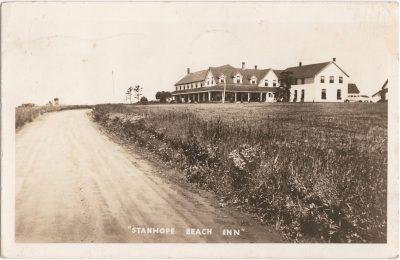 , Stanhope Beach Inn (0960), PEI Postcards