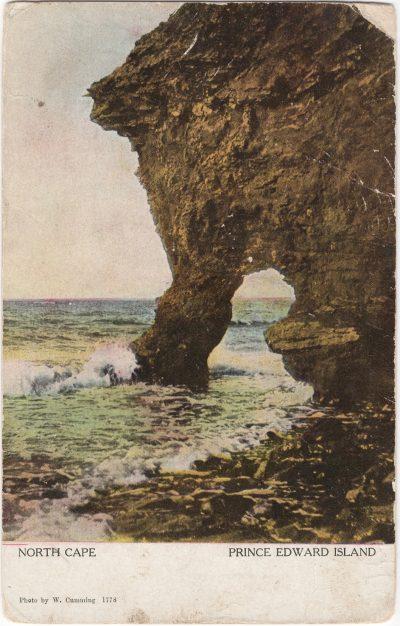 , North Cape, Prince Edward Island (0957), PEI Postcards