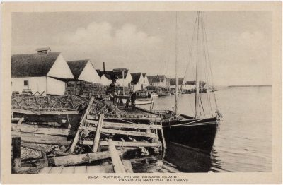 , Rustico, Prince Edward Island (0959), PEI Postcards
