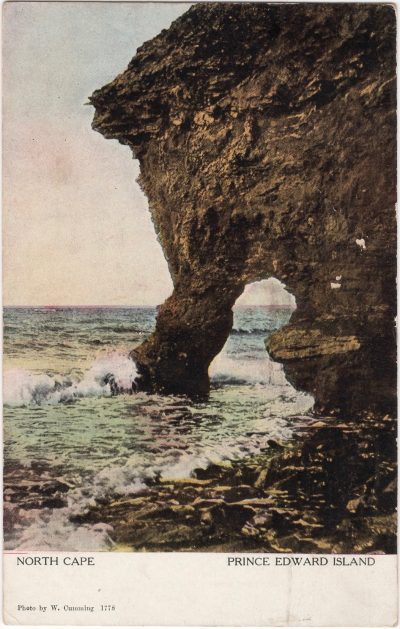 , North Cape Prince Edward Island (0953), PEI Postcards