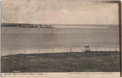 , Rustico Beach, Prince Edward Island (0952), PEI Postcards