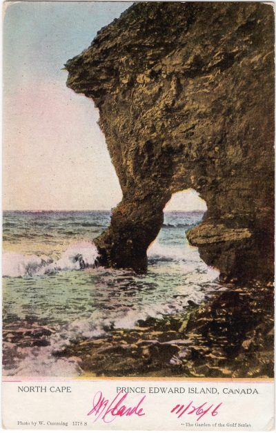 , North Cape, Prince Edward Island, Canada. (0951), PEI Postcards