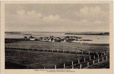 , Rustico, Prince Edward Island (0946), PEI Postcards