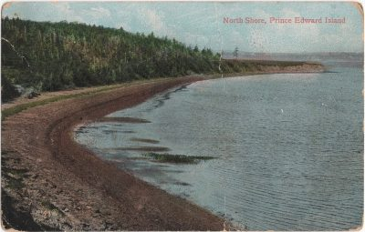 , North Shore, Prince Edward Island (0945), PEI Postcards
