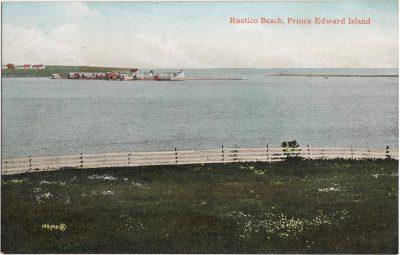 , Rustico Beach, Prince Edward Island (0947), PEI Postcards