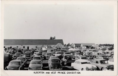 , Alberton and West Prince Exhibition (0096), PEI Postcards