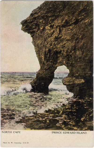 , North Cape Prince Edward Island (0981), PEI Postcards
