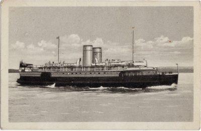 , S.S. Charlottetown (1015), PEI Postcards