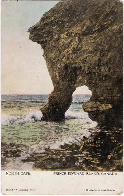 , North Cape Prince Edward Island, Canada (1083), PEI Postcards