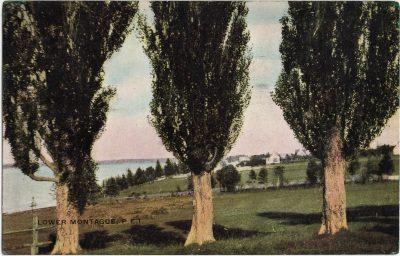 , Lower Montague, P.E.I. (1047), PEI Postcards