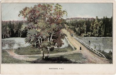 , Montrose, P.E.I. (1090), PEI Postcards