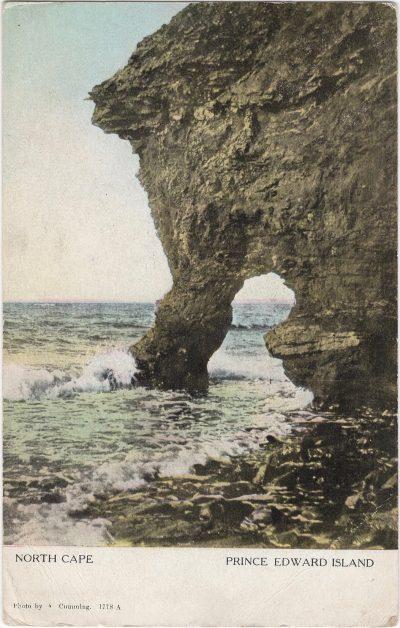 , North Cape Prince Edward Island (1160), PEI Postcards