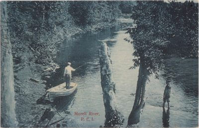 , Morell River, P.E.I. (1156), PEI Postcards
