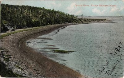 , North Shore, Prince Edward Island (1151), PEI Postcards