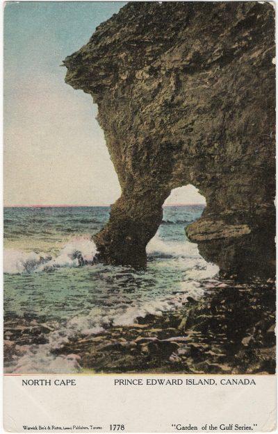 , North Cape Prince Edward Island, Canada (1222), PEI Postcards