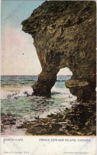 , North Cape Prince Edward Island, Canada (1223), PEI Postcards
